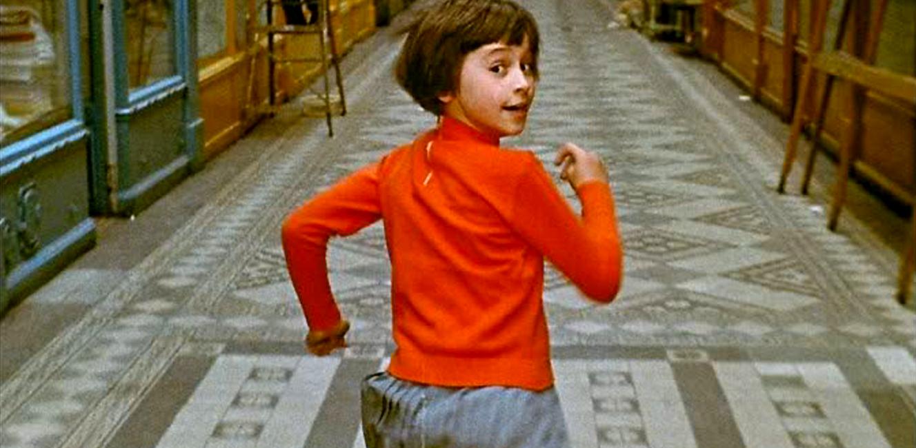 パリ好きさんに元気をくれる『地下鉄のザジ』