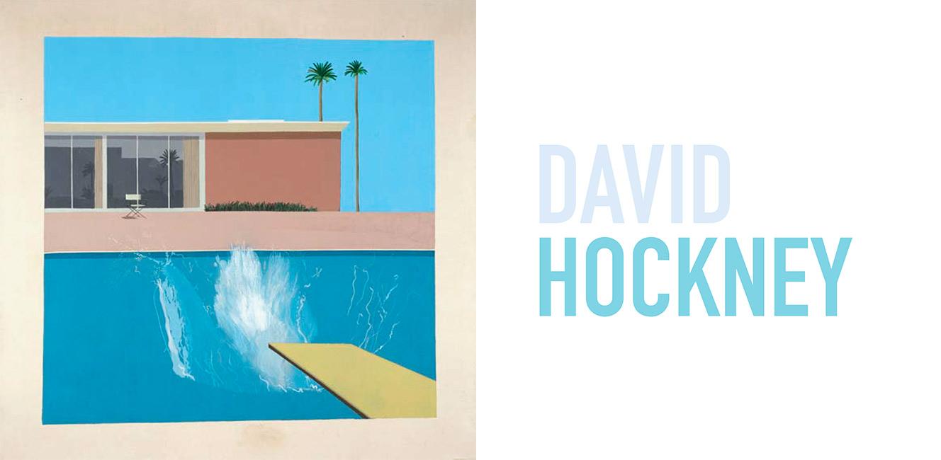 「デイヴィッド・ホックニー」展