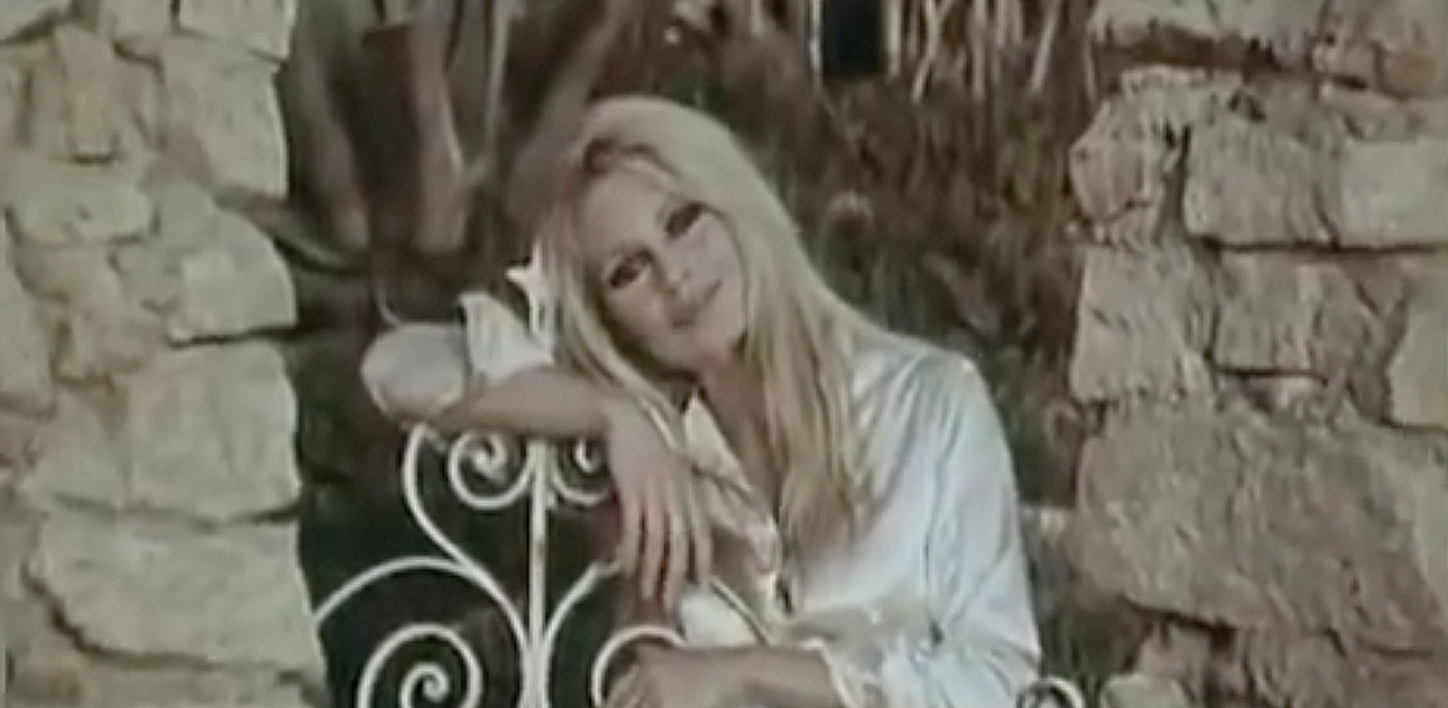 〈La Madrague〉Brigitte Bardot