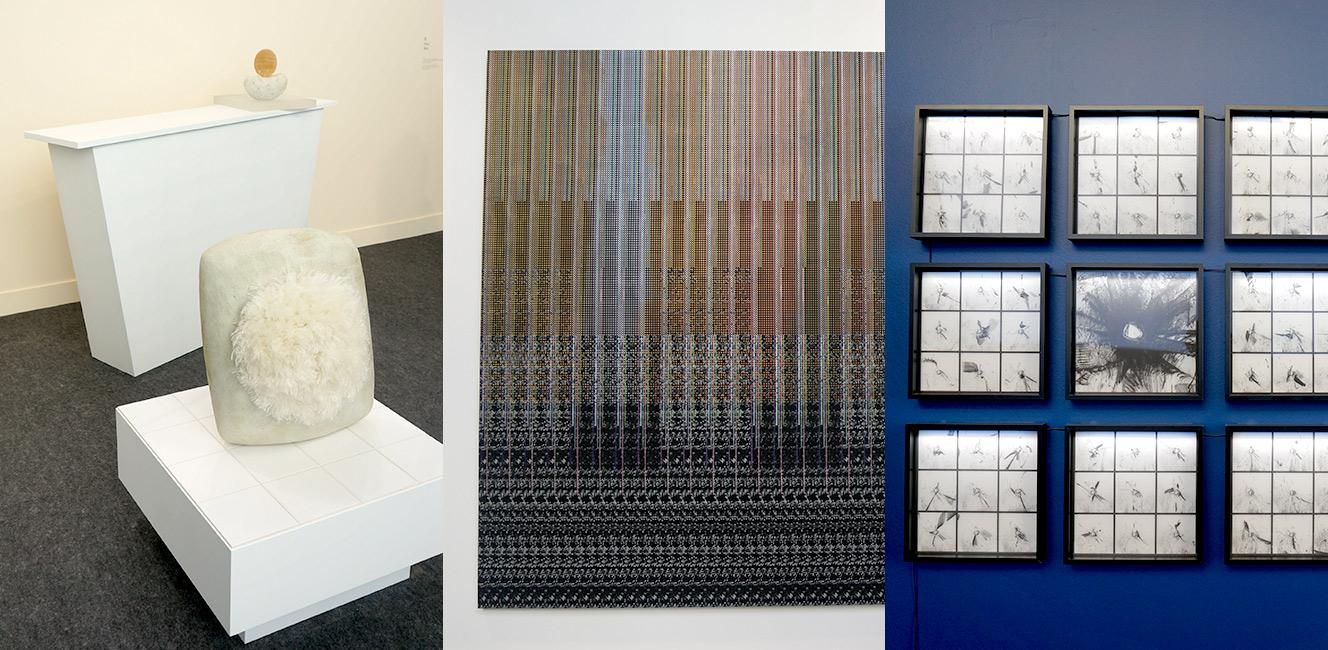東京藝大生3人の作品がパリの国際コンテンポラリーアートフェアFIACで特別展示!