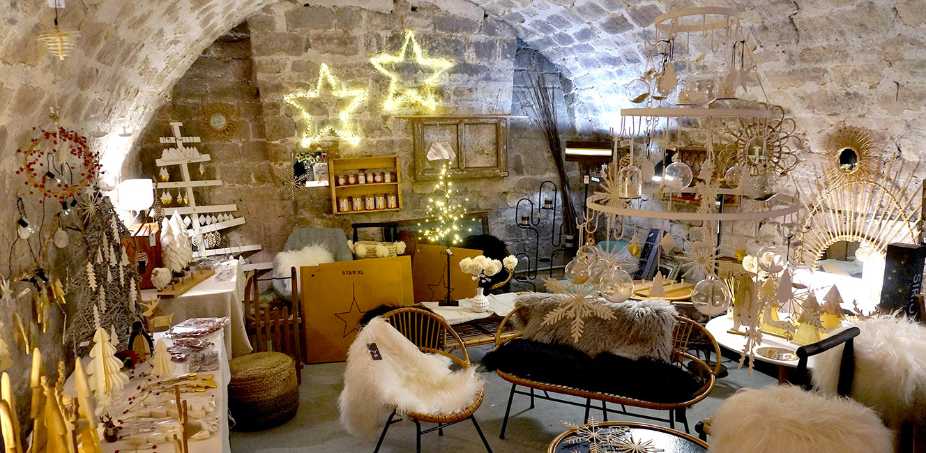 11年目を迎えた人気インテリア雑貨店が提案するシャビーな大人のクリスマス