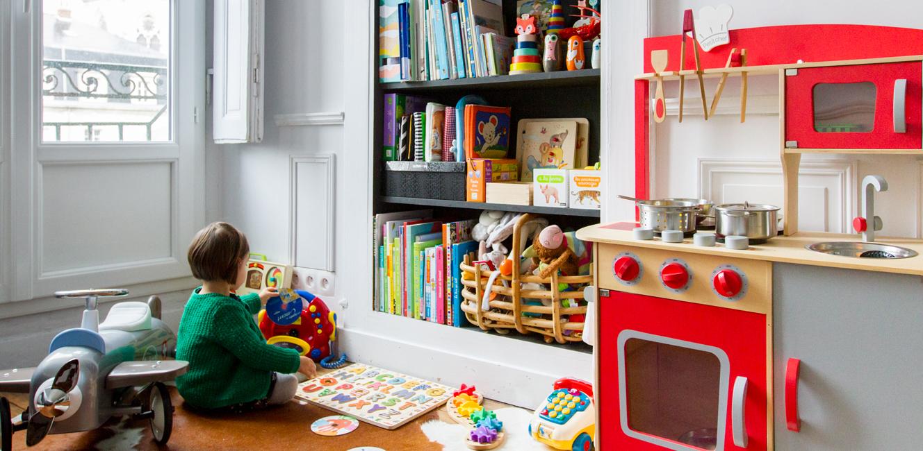 家族が自然と集う空間づくりを目指したグラフィックデザイナーのアパルトマン【後編】