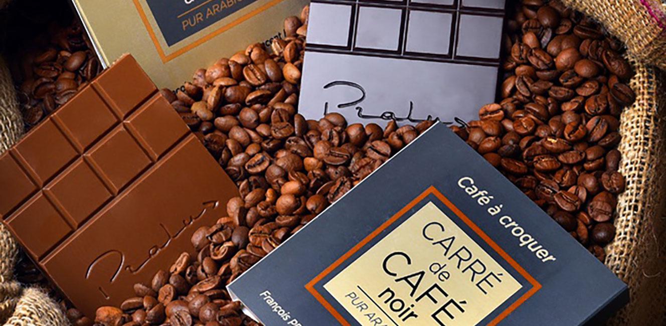 世界初の板チョコならぬ「板コーヒー」誕生