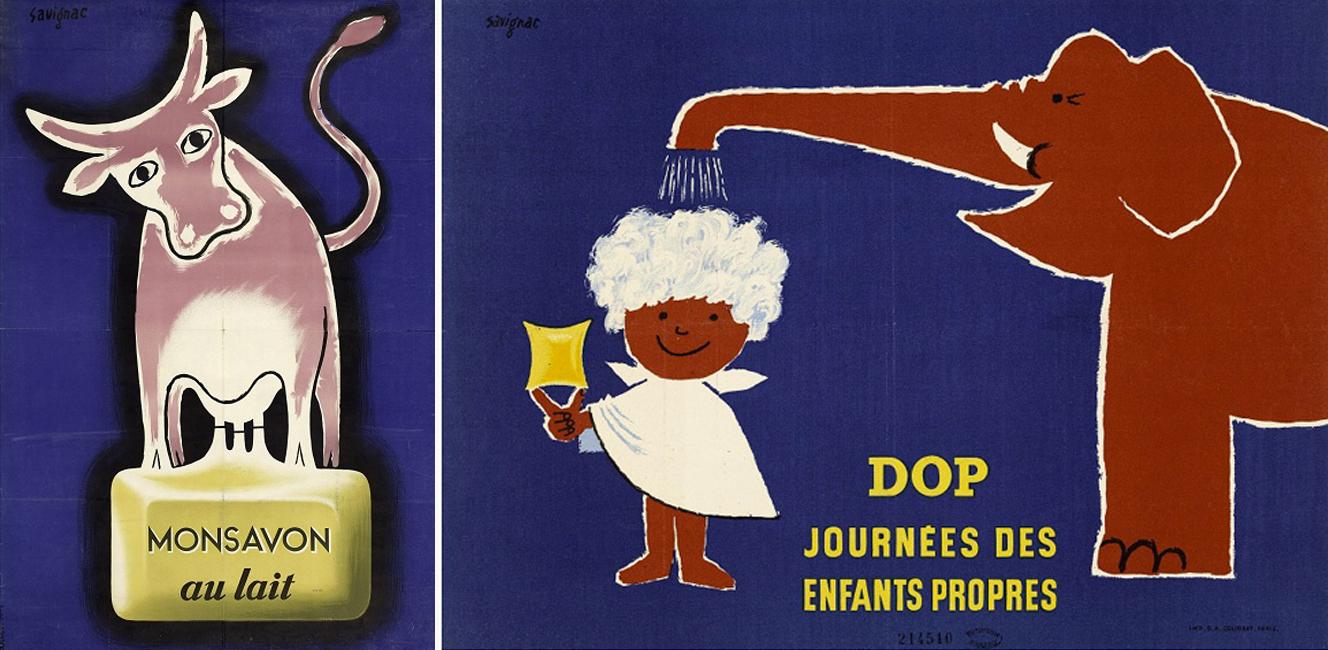 「サヴィニャック パリにかけたポスターの魔法」展