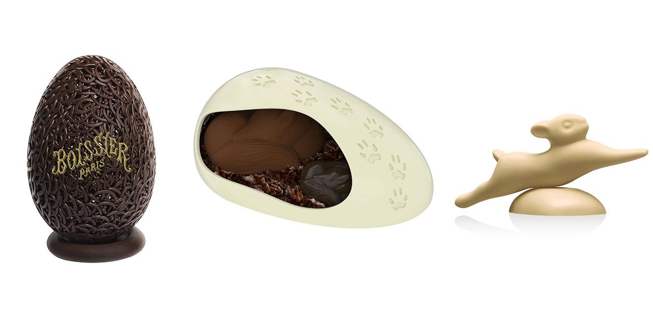 ギャラリー・ラファイエットのグルメ館で買えるイースターのチョコレート特集 2018