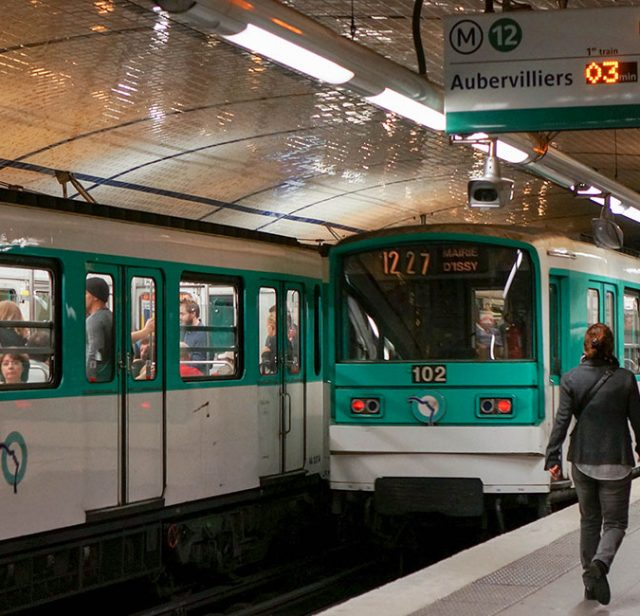⚠️9月13日(金)パリの交通機関のストライキ情報