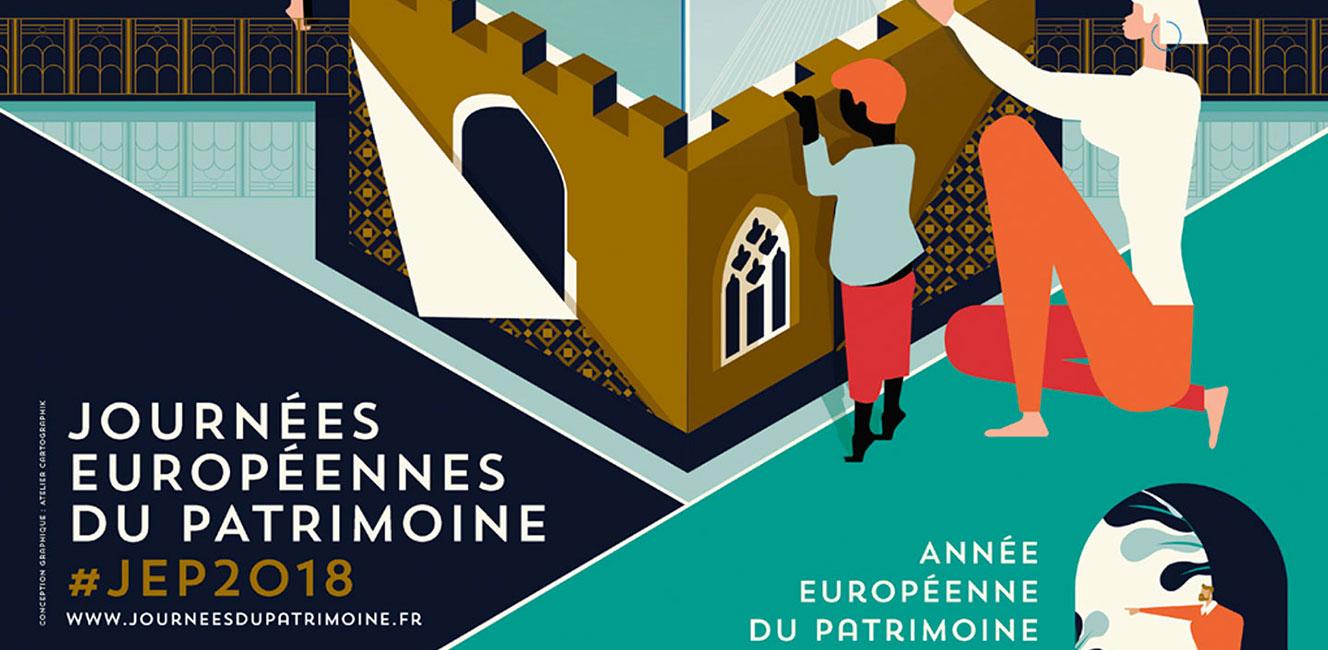 第35回ヨーロッパ文化遺産の日 2018