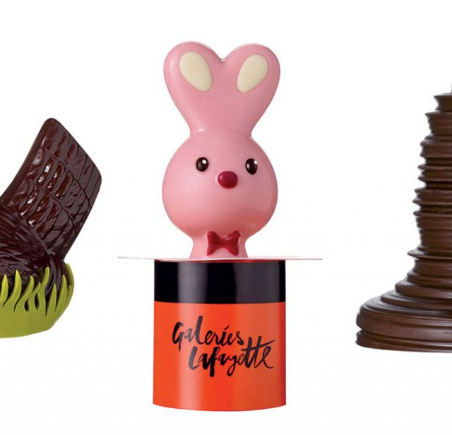 ギャラリー・ラファイエットのグルメ館で買えるイースターのチョコレート特集 2019