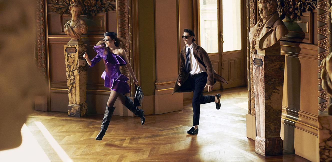 プランタン・デパート『パリの夏』